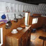 крыши из лодок