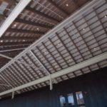длинная крыша