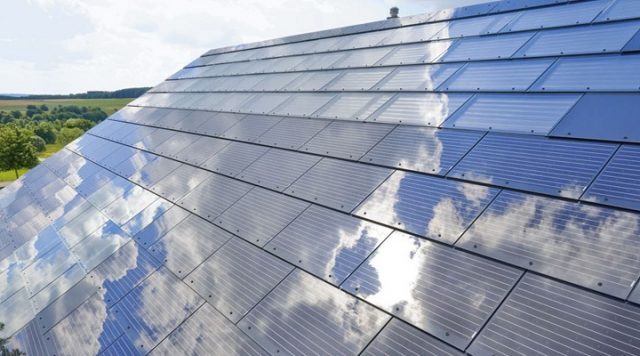 купить «солнечную крышу» Solar Roof от компании Tesla