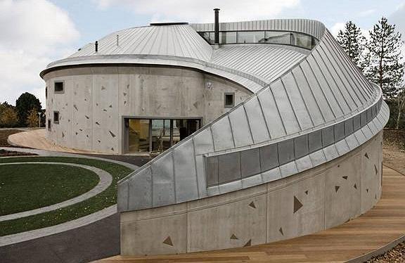 крыша из металла
