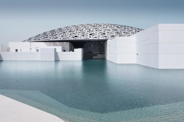 кружевной купол-крыша