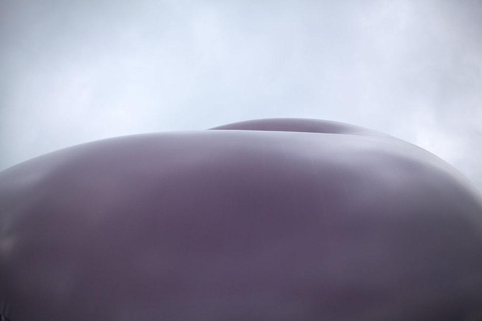 надувная крыша