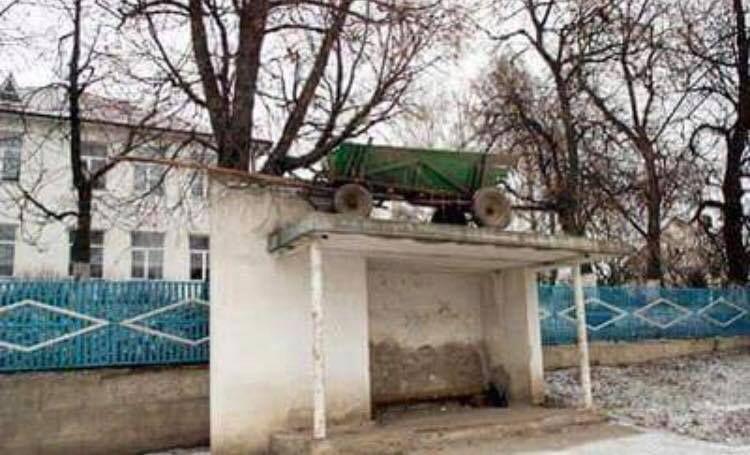 бетонные крыши