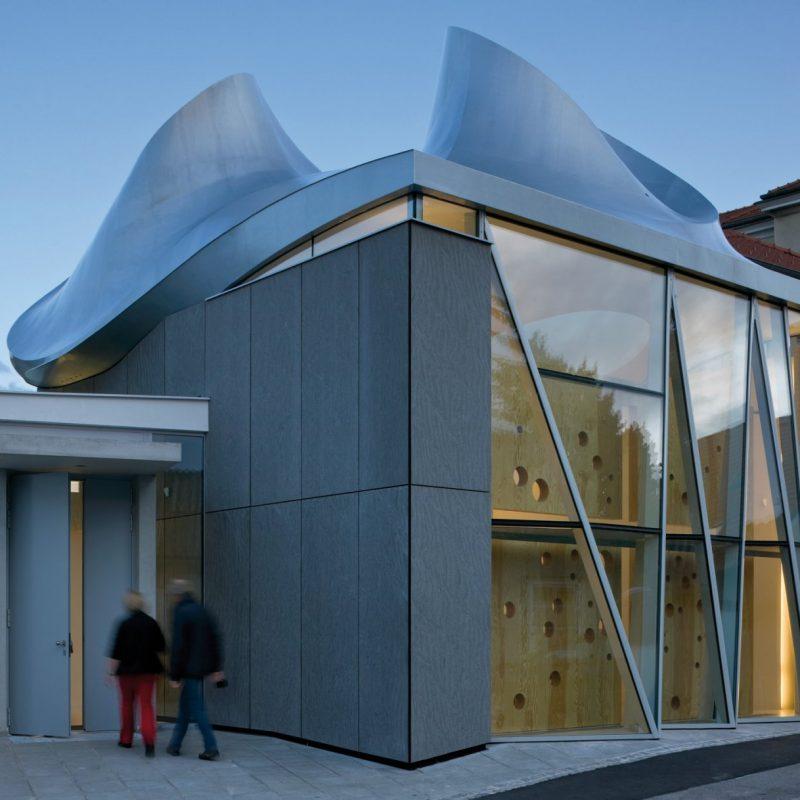 стальной крыши
