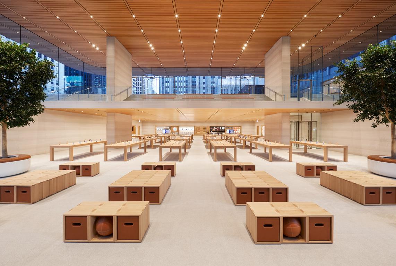 крыша, которая имитирует Macbook Air 4