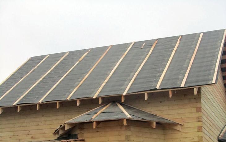 временная крыша