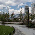 Новый парк в Нью-Йорке 1