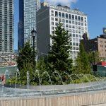 Новый парк в Нью-Йорке