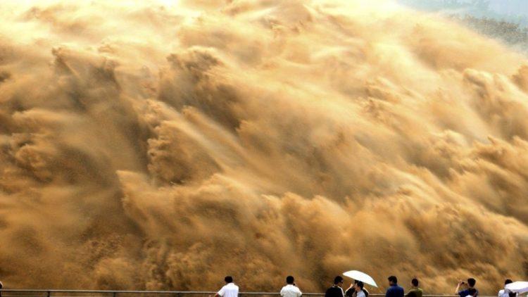 песчаный ураган