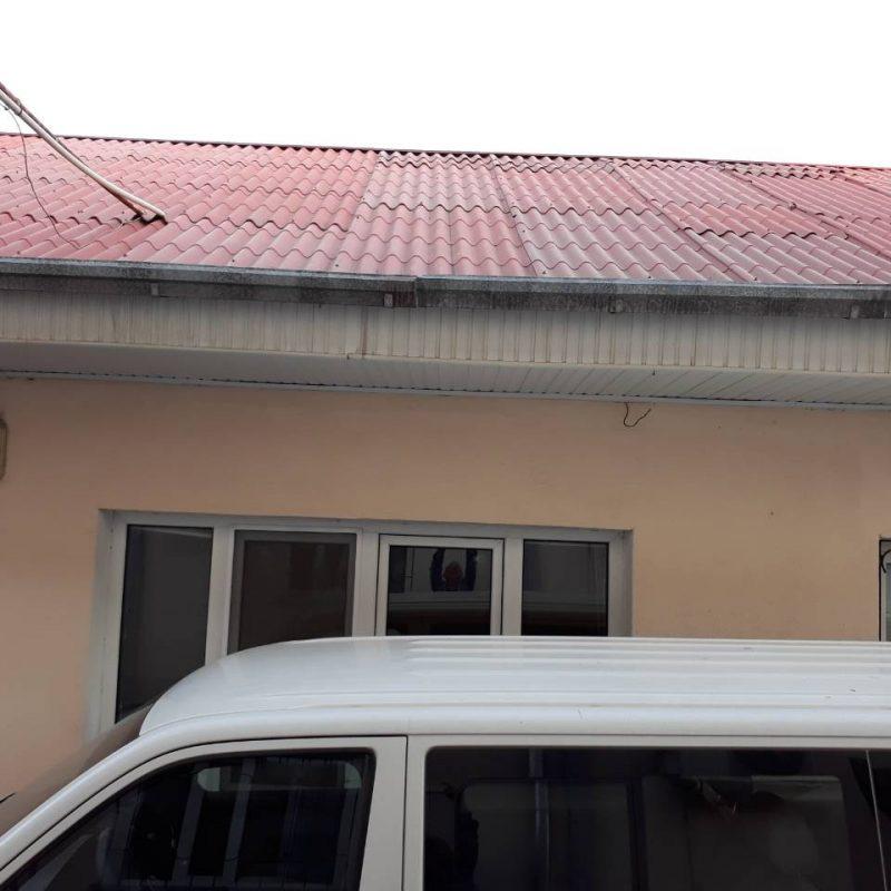Крыша с керамопластом в Ташкенте