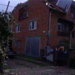 крыша и ураган
