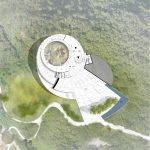 шайбовидная крыша