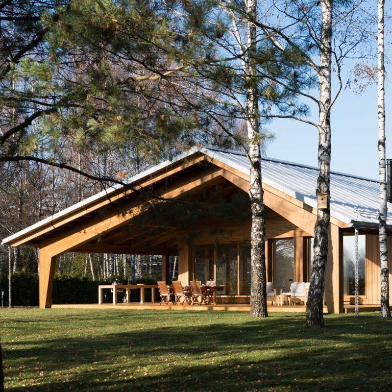 дом для курорта